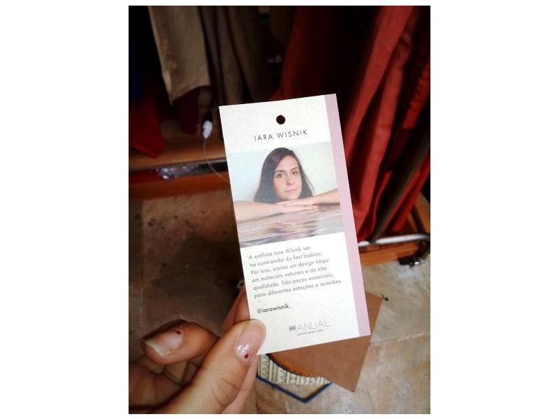 Moda Autoral- Evento Mercado Manual