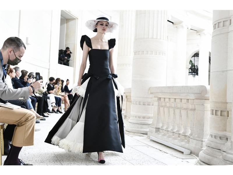 Chanel - alta costura: desfiles reiniciam