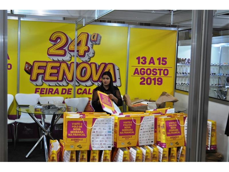 Na Francal 2019: Polo de Nova Serrana