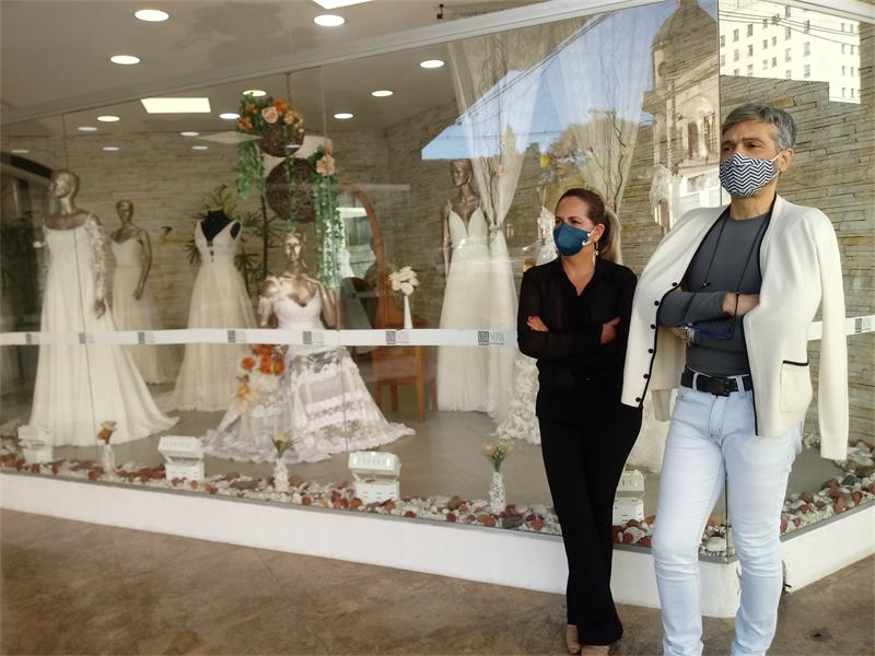 Casamentos na Pandemia- a rua São Caetano