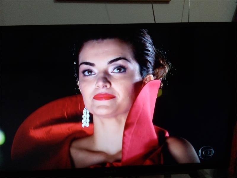 Revista Moda Brasil na novela Ti-Ti-Ti