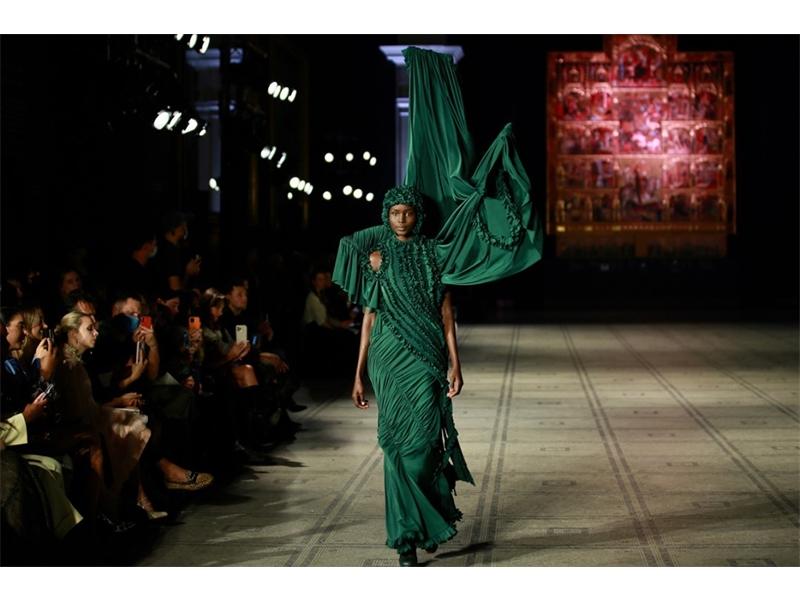 London Fashion Week - presencial