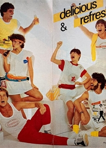 A moda nos anos 80- A inocência na moda.....