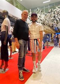 Consciência Jeans e Renato Kherlakian