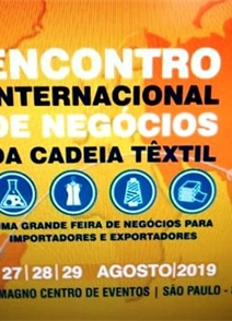 Feira CEMS- Global :unindo segmentos texteis