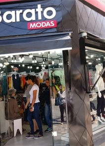 Moda Barata-nas lojas