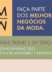 Minas Trend -Inverno 2022- presencial