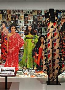 Exposição de Moda no Farol Santander