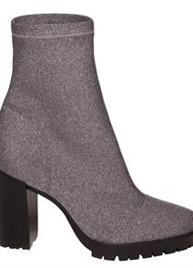 Sapatos de Inverno nas Vitrines