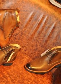 O sapato masculino na Coromoda 2019